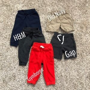 Other - Boys 12-18m pants/shorts lot
